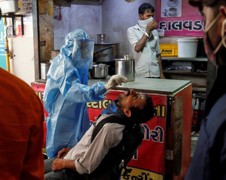 India tops a million coronavirus cases as pandemic hits villages