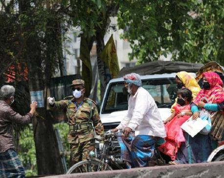 Bangladesh extends coronavirus lockdown, India's Modi mulls longer restrictions