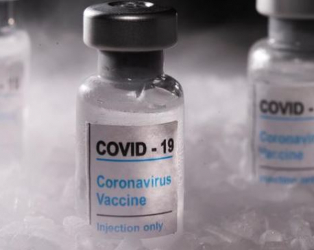 Nepal requests US govt to provide COVID-19 vaccines