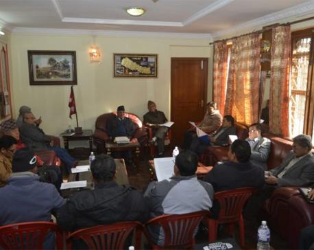 CPN (MC) discusses internal organizational setup, statute amendment