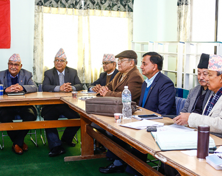 UML agrees on HoR candidates under PR