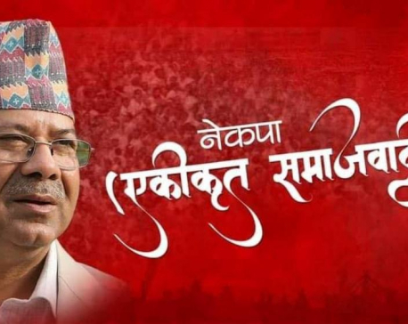 Nine people's representatives choose CPN (Unified Socialist) in Taplejung district