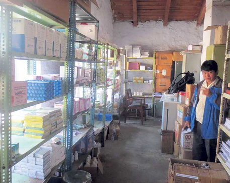 Medicine crunch hits health facilities in Rolpa