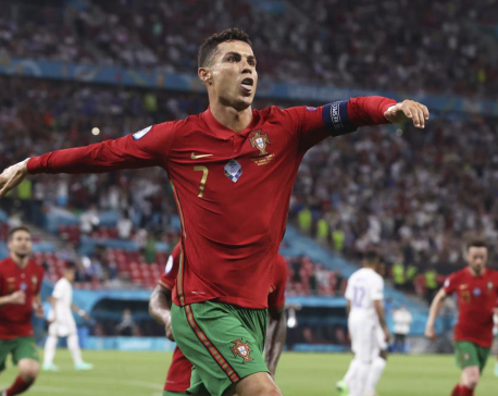 Lineup set for round of 16 at Euro 2020