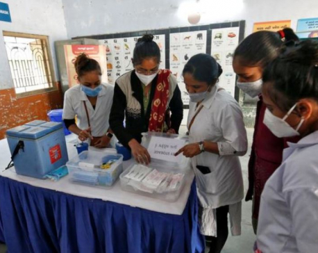 India readies roll-out of COVID-19 vaccines for 300 million people