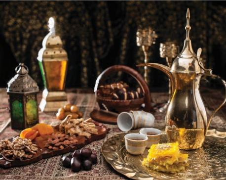 Get the taste of Arab at 'Arabian Souk'