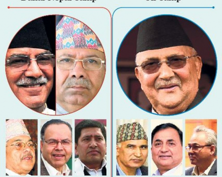 Dahal-Nepal alliance set to keep Oli in check
