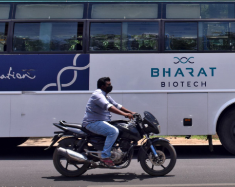 Bharat Biotech says approved COVID shot trials 'honest'