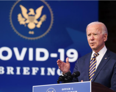 U.S. detects first case of COVID-19 variant as Biden offers gloomy vaccine outlook