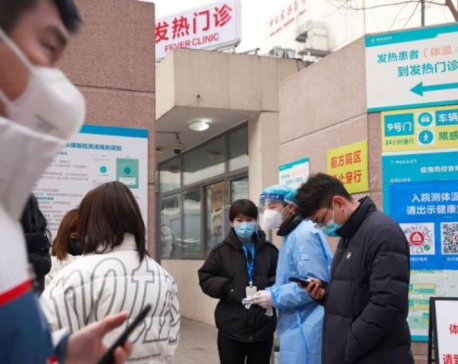 China steps up COVID measures near Beijing as local infections rise