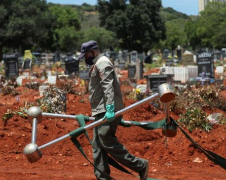 Africa COVID-19 deaths near 100,000 after second wave