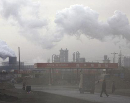 Carbon dioxide levels grew at record pace in 2016, U.N. says