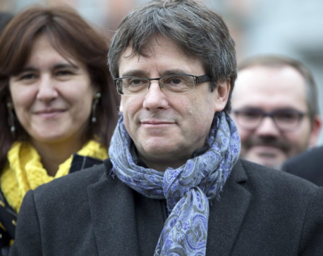 Germany arrests fugitive ex-Catalan leader Puigdemont