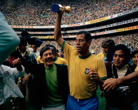 Brazilian great Carlos Alberto Torres dies