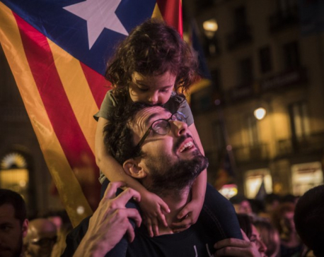 Spain takes over Catalonia, fires defiant separatist leaders