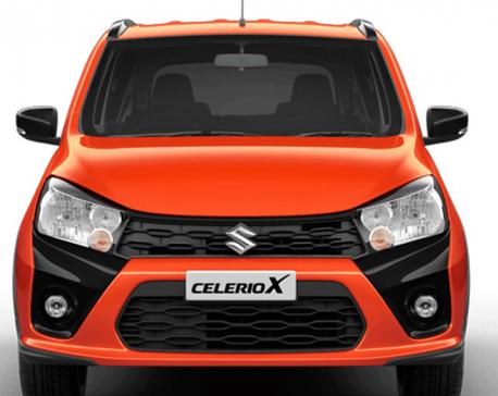 Suzuki expands the Celerio, introduces Celerio-X