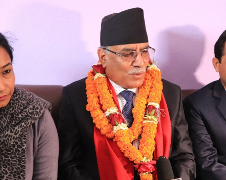 Secretariat decision will be implemented at any cost: Dahal