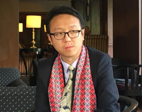 China has no preferences for a particular party in Nepal: Prof. Chen Xiaochen