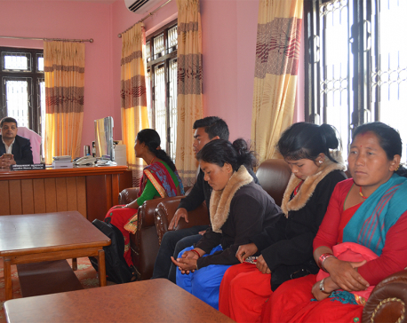 Provide drinking water to quench our thirst: Chepang women