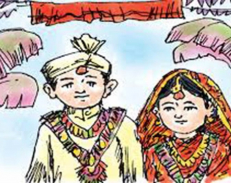Frightening effect of child marriage in Jumla: 860 young girls got pregnant last year