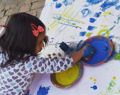 Boosting creativity in children