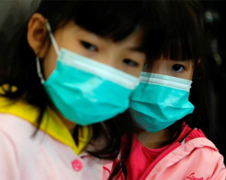 Campaign launched in Nepal to send 500,000 face masks to China