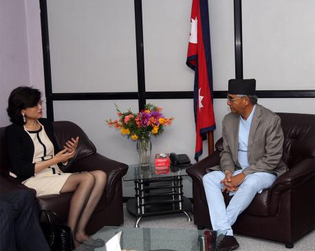 Chinese ambassador calls on PM