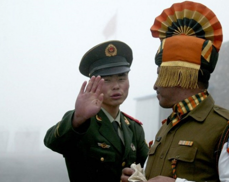 China says Indian forces crossed border, fired warning shots