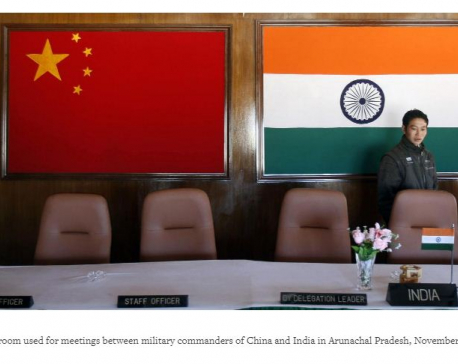 India and China agree to speed border troop pull back, says New Delhi