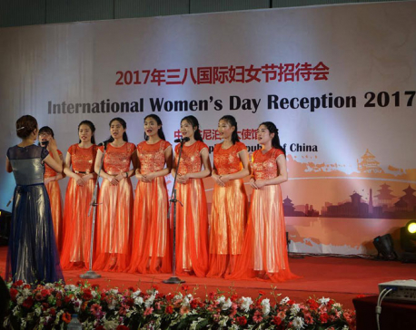 Women's political space in Nepal exemplary: Chinese ambassador