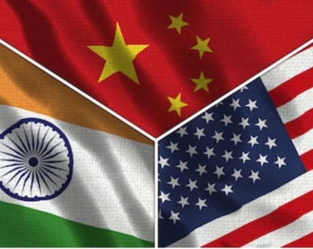 Nepal is falling into a trap of India, China and the US