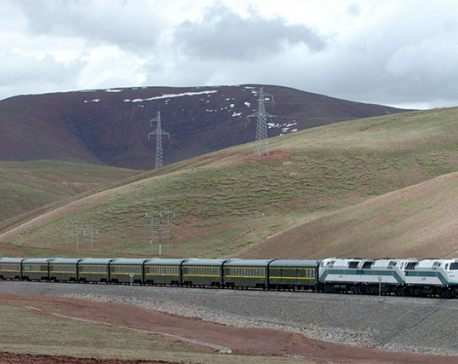 China starts work on 2nd railway to Tibet