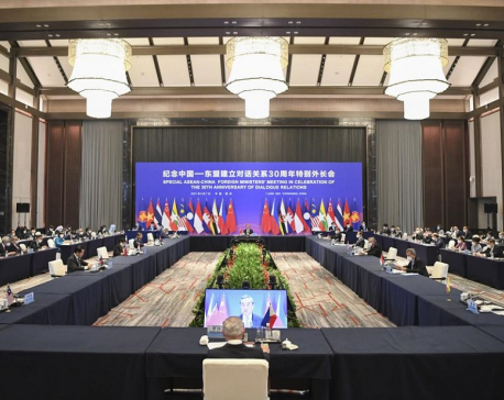 China pledges further COVID-19 aid to Southeast Asia