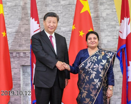 Chinese Prez Xi announces to provide additional 1 million doses of COVID-19 vaccines to Nepal under grant