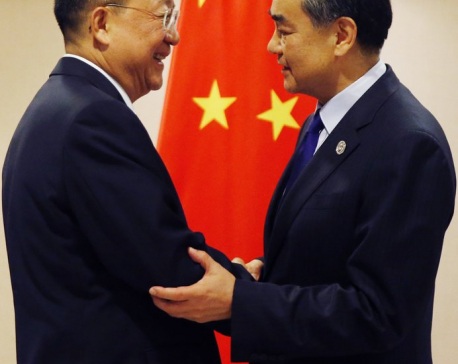 China urges N. Korea to halt tests as global pressure mounts
