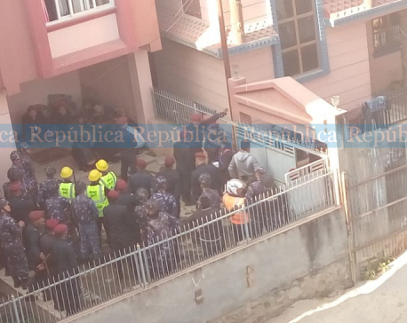 DAO Kathmandu releases 122 Chinese nationals on bail