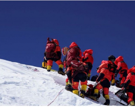 It may take two to three months for scientists to calculate and release exact height of Mount Everest: China