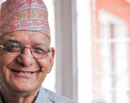 Govt to bear COVID-19 treatment costs of former deputy PM Chitra Bahadur KC