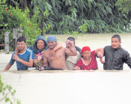 Floods, landslides toll rises to 66
