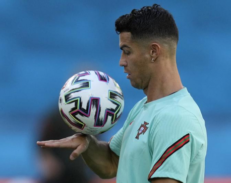 Ronaldo to try to make more history at Euro 2020