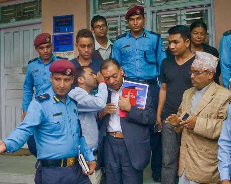 Chudamani Sharma freed after depositing Rs 10m bail