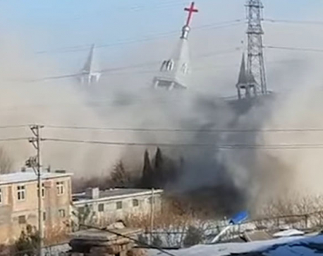 China church demolition sparks fears of campaign against Christians