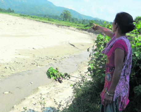 Excavations in Chure go unabated with backing from authorities