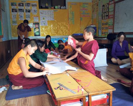 Imparting life lessons