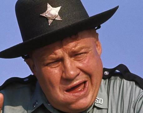 Clifton James, sheriff in 2 James Bond films, dies at 96