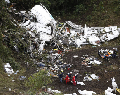 How fuel may have played a role in Colombia air crash