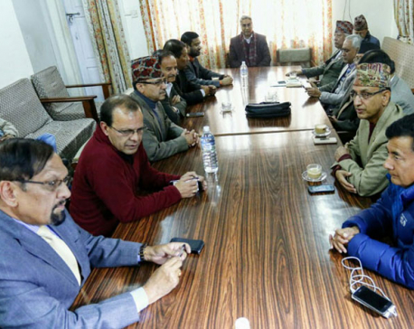 NC agrees to remove hilly districts from Province-5