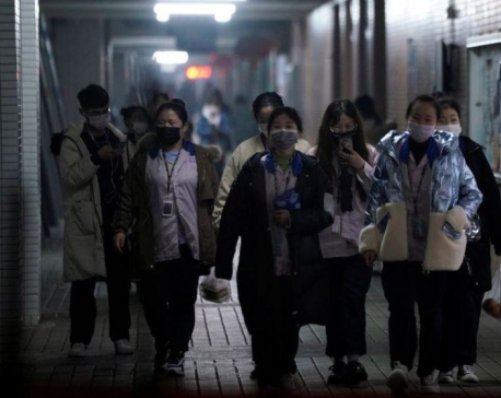 Coronavirus death toll leaps in China's Hubei province