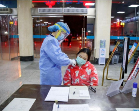 China virus toll passes 130 as U.S. weighs flight ban