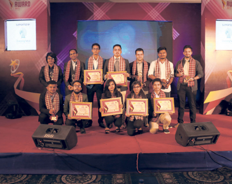 ICT Award 2017 felicitates new talents
